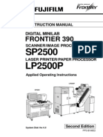 Frontier 390 Instruction Manual Applied Op System