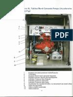 Instalatie pompa Dennis Sabre XL