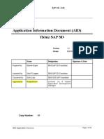SAP SD Henz Project Full
