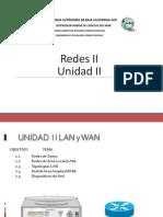 Unidad-II - Redes II