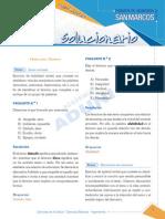 Examen de Admisión San Marcos 2014 - I (Solucionario Aduni)