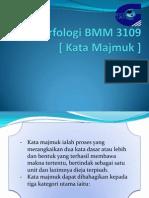 Morfologi BMM 3109
