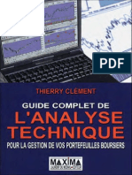 Guide Complet de Analyse Technique