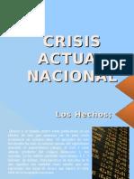 Crisis Actual