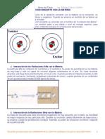 1.15 La Radiacion y La Materia