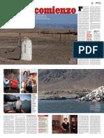 Ilo, Tacna, Arica y un nuevo comienzo