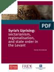 Steven Heydemann - Syria's Uprising