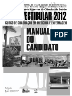 Manual Do Candidato 2012