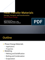 HT Materials-Phase Change