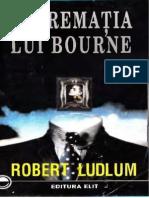 Robert Ludlum - Suprematia Lui Bourne v.2.0