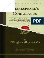 Shakespeares Coriolanus v1 1000327428