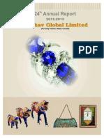 Annual Report 2012 13