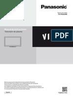 Panasonic TX p42s30E Manual