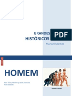 GRANDES MARCOS HISTÓRICOS DAS TIC
