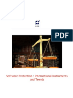 Software Protection_International Instruments and Trends
