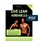 Live Lean Forever 2.0 Report1
