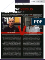 Line Array vs Point Source