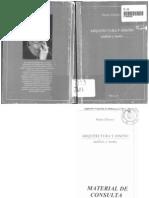 Teoria y Analisis-libro