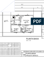 Planta Pb-A4 Paisagem