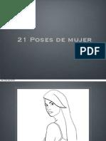 21 Poses de Mujer