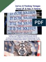 Bank of America & Pandeng Venegas FAILED To Stand UP & Help A Veteran