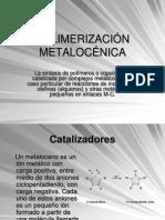 POLIMERIZACIÓN METALOCÉNICA ISOTÁCTICA