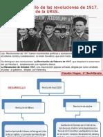 7 2 - las revoluciones de 1917