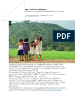 US Aid and Philippines