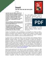 Artigo sobre o livro Bye Bye Brasil