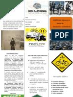 Folder Mobilidade