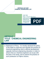 REPUBLIC ACT 9297 Chemical ENineering LAw (1)