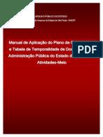 Manual Aplicacao Da Tabela Temporalidade Versao ParaPDF