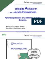 Metodologias Activas en FP