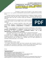 Ponto 03 - Fontes Direito Administrativo