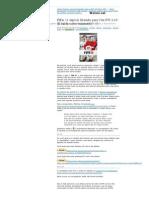 FIFA 11 exploit liberado para Vita FW 3,01! (E ainda outro vazamento! _-_) · Wololo