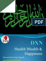 Updated DXN Presentation1