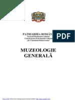 Manual de Muzeografie (2012)