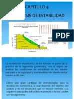 Analisis de Estabilidad