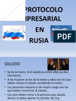 Procotolo RUSIa