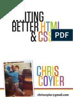 Better HTML & CSS Tutorial
