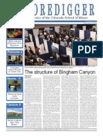 The Oredigger Issue 17 - February 24, 2014