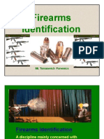 Firearms Identification