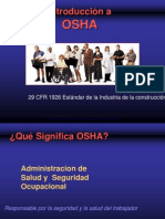 Introduccion a Osha