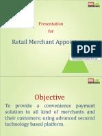 Presentation OSS CARD - Retails - Merchant