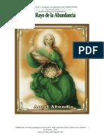 Manual Del Rayo de La Abundancia Rev. 2014