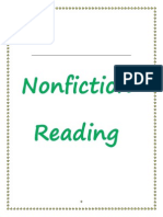 nonfiction reading forms