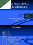 Sepsis Neonatal Por Klebsiella