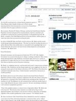 China Recieves Un Award for Pop Reduction
