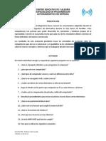 autodiagnostico 10 programación