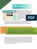 La francophonie a son site d'auteurs